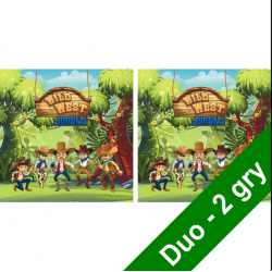 Wild West Jungle - Kowboje Budują Zespół - DUO