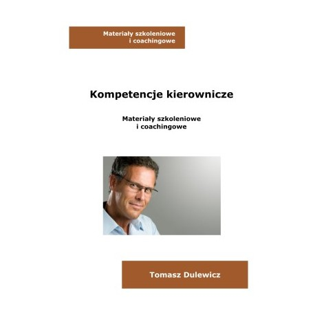 Kompetencje kierownicze (ebook)