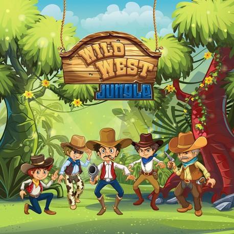 Szkolenie: Wild West Jungle - Kowboje Budują Zespół