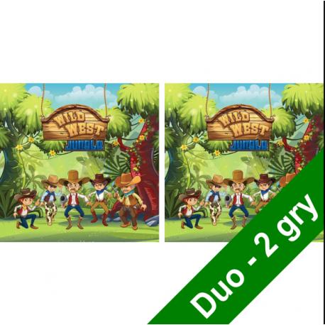 Wild West Jungle - Kowboje Budują Zespół - DUO