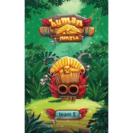 Human Jungle - Team 5 (Gra szkoleniowa)