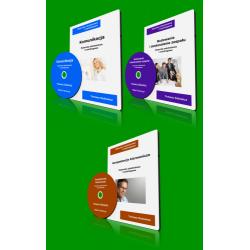 Zestaw 3 DVD: Komunikacja + Budowanie zespołu + Kierowanie